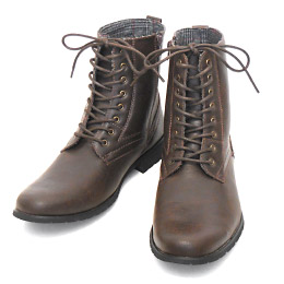 CAF-Combat-Boot-Lacing