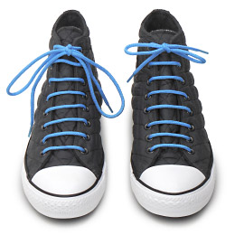 End Shortening Lacing