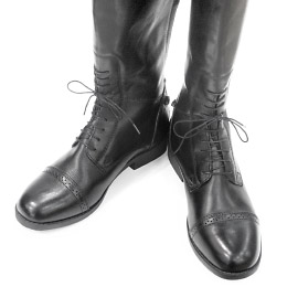 Riding Boot Lacing