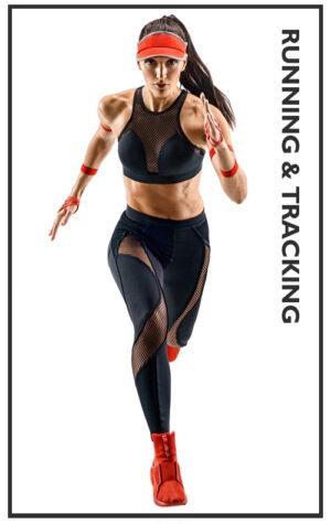 02 Running & Tracking