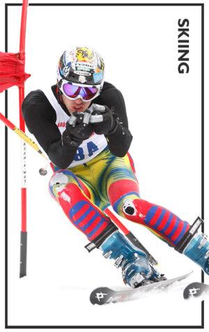 04 Skiing