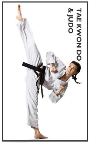 05 Judo & Tae Kwon Do