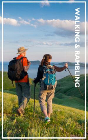 10 Walking & Rambling