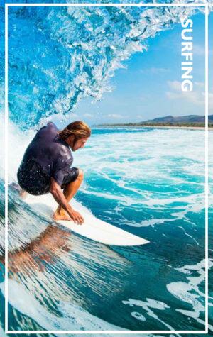 11 Surfing