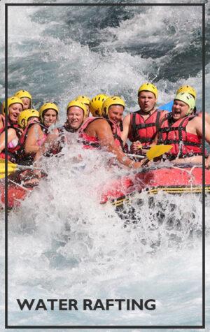 11 Water Rafting