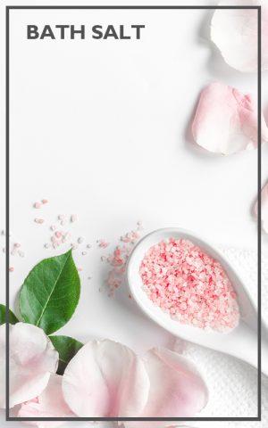 17 Bath Salt