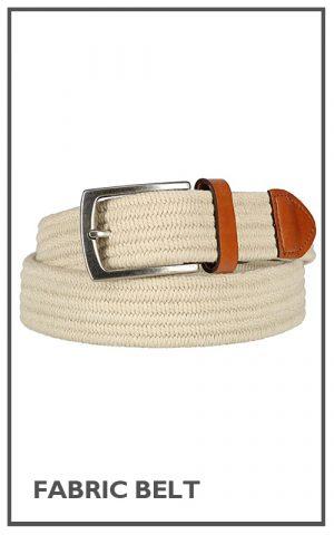 19 Fabric Belt