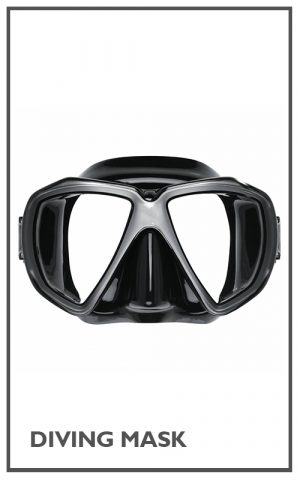 20 Diving Mask