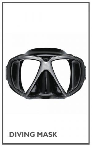 20 Diving Mask