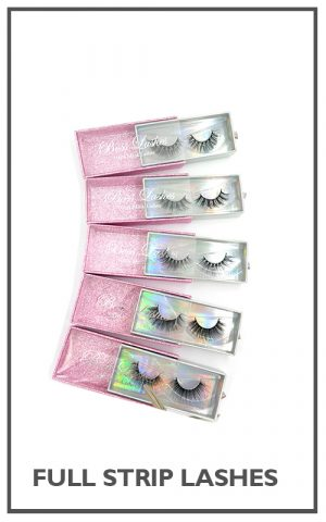 21 Full Strip Lashes
